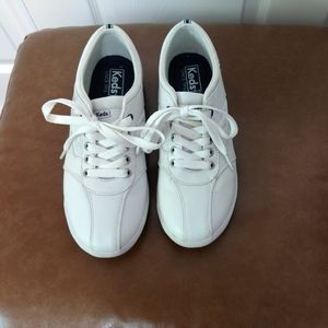 Keds leather sneakers, size 7